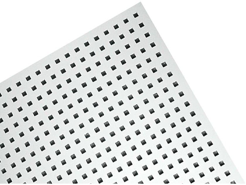 Plasterboard ceiling tiles QUADRIL Q1 by Knauf Italia