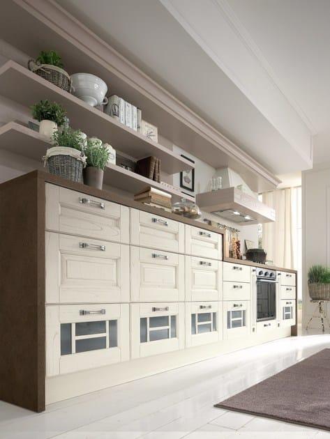 Laura Decape Kitchen By Cucine Lube