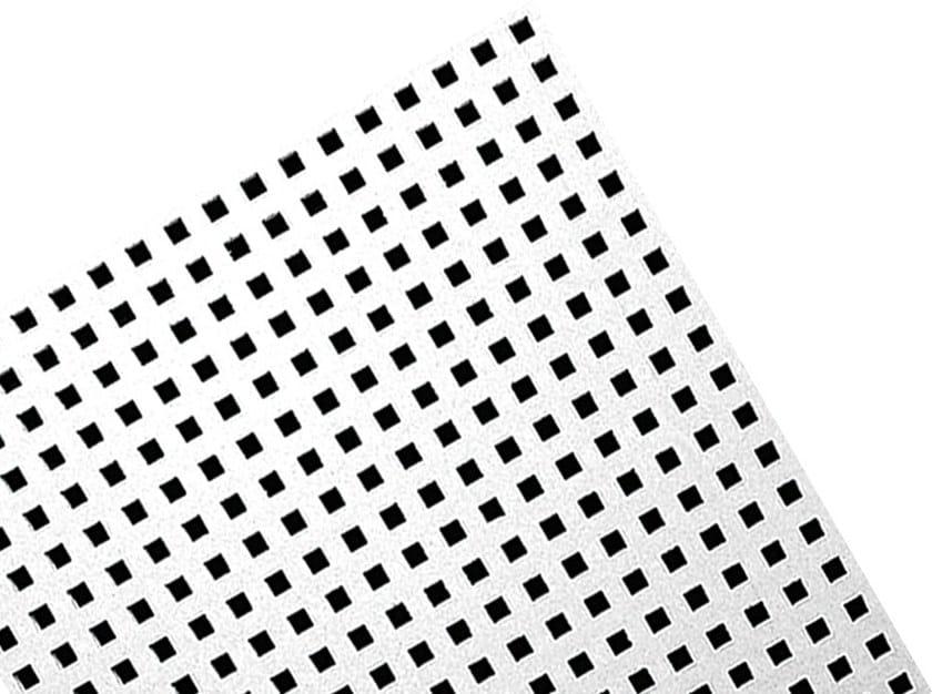 Gypsum ceiling tiles FORATURA QUADRATA - Q by Knauf Italia