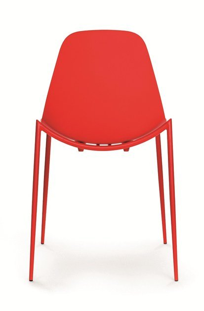Stackable aluminium chair MAMMAMIA | Stackable chair by Opinion Ciatti
