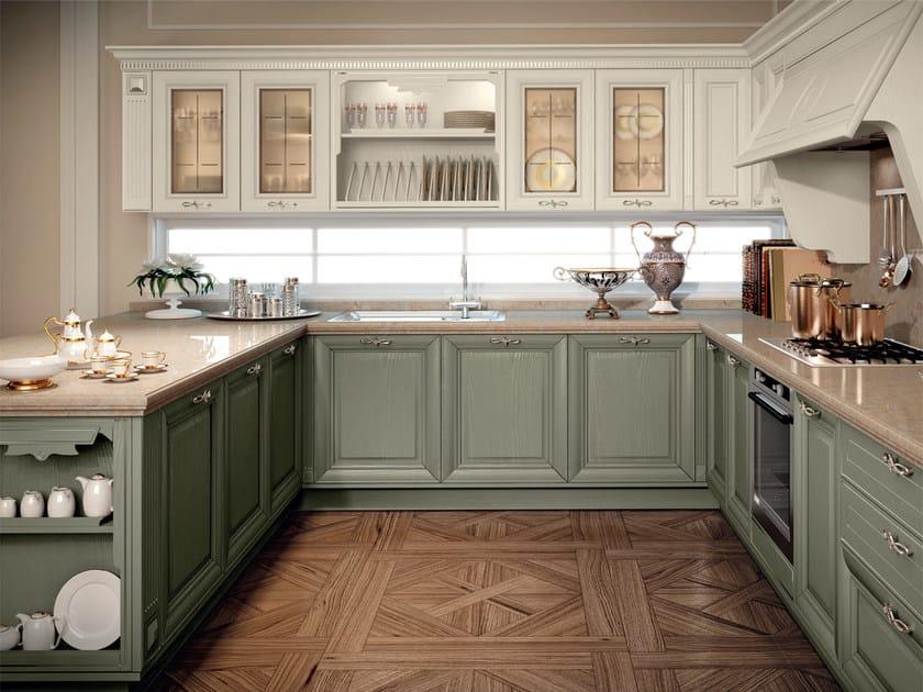 Cucina decapata PANTHEON | Cucina - Cucine Lube