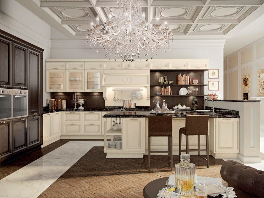 Kitchen PANTHEON | Kitchen by Cucine Lube