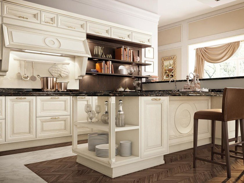 PANTHEON Kitchen By Cucine Lube - Cuisine lube