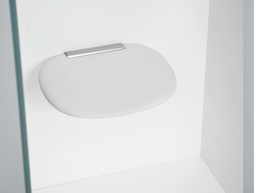 Sgabello per bagno in poliuretano UNICO | Sgabello per bagno by Rexa Design
