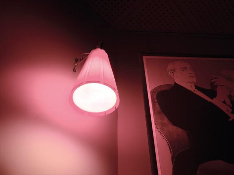 TPV wall lamp MISS ROSA 3 | Wall lamp by Lombardo