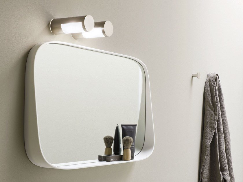 Bathroom mirror FONTE | Bathroom mirror by Rexa Design