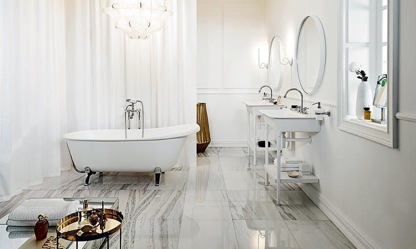 Vasca Da Bagno Kos : Vasca da bagno centro stanza in silkstone agorÀ vasca da bagno