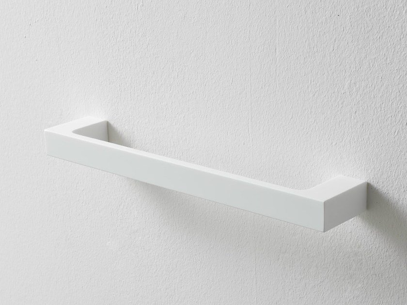 Corian® towel rail UNICO | Corian® towel rack by Rexa Design