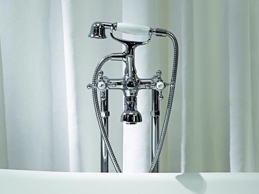 Floor standing bathtub tap AGORÀ | Floor standing bathtub tap by ZUCCHETTI