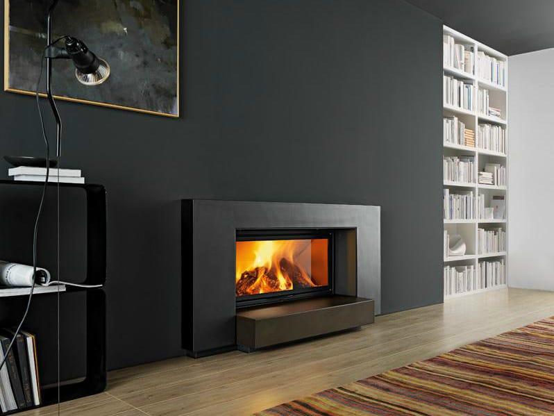 Faïence Fireplace Mantel CAMBRIDGE by Piazzetta