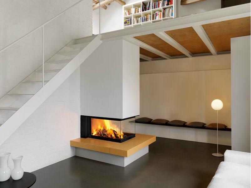 Faïence Fireplace Mantel EDINBURGH by Piazzetta