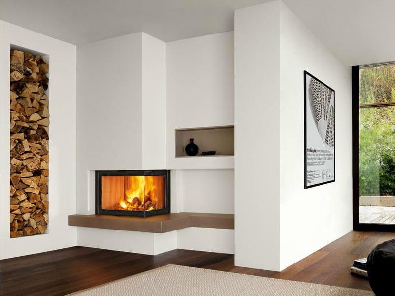 Faïence Fireplace Mantel BRISTOL by Piazzetta
