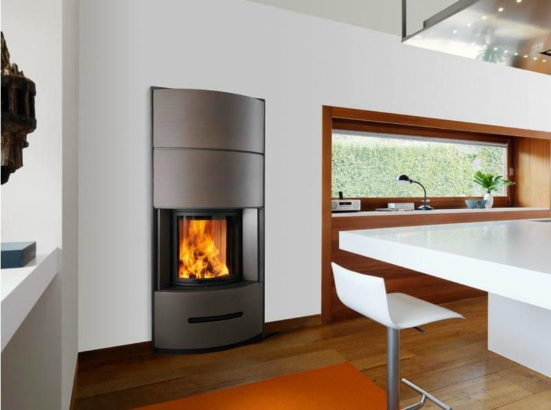 Faïence Fireplace Mantel LEEDS by Piazzetta