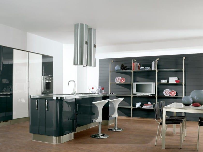 KATIA | Cucina componibile By Cucine Lube