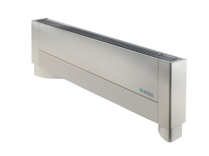 Floor-standing fan coil unit Bi2 NANO by OLIMPIA SPLENDID