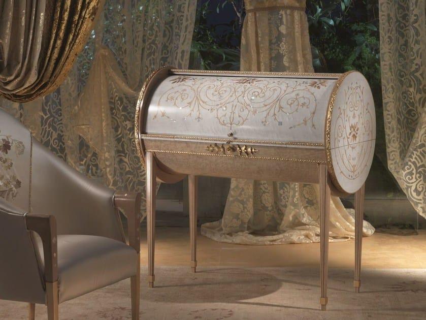 Wooden secretary desk VANITY | Wooden secretary desk by Carpanelli Classic