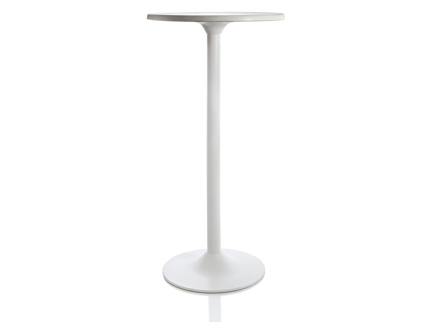 Round high table MOJITO | High table by ALMA DESIGN