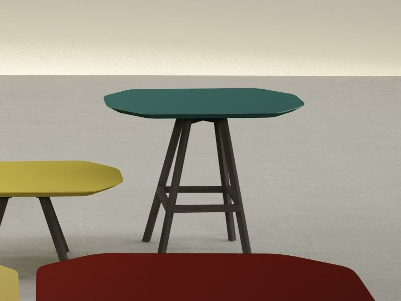 MDF table X TABLE   MDF table by ALMA DESIGN