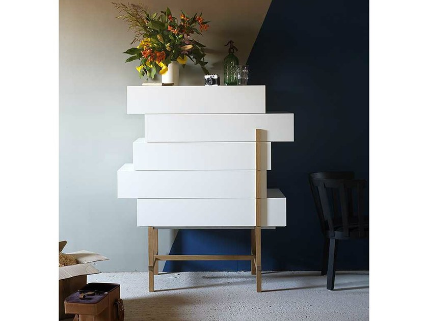 Chest of drawers GALENA by Miniforms