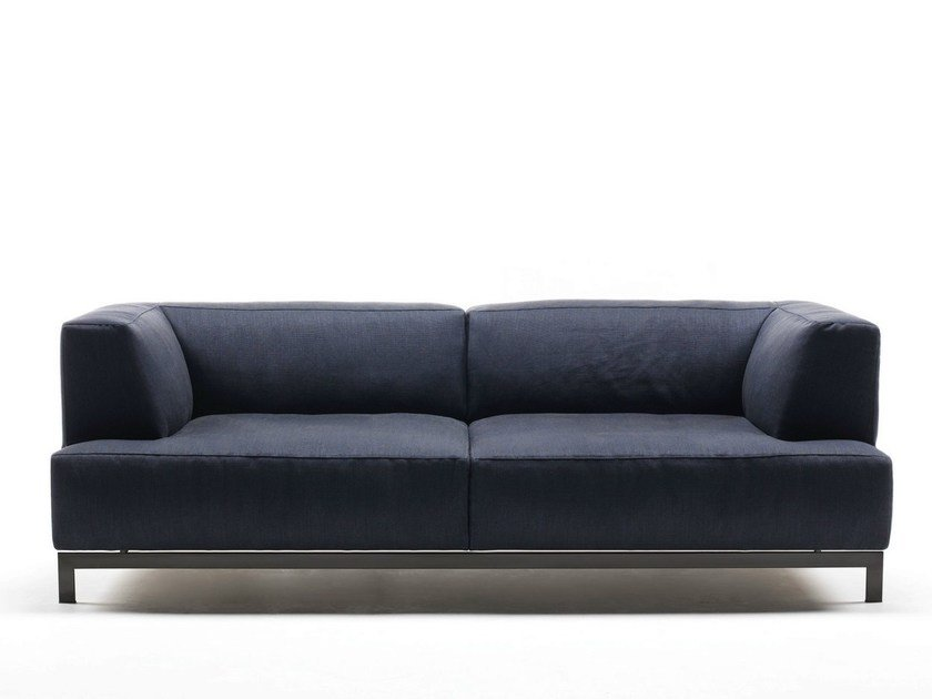 Fabric sofa METROCUBO by Living Divani