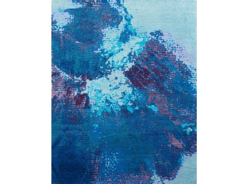 Handmade rectangular wool rug SIN TITULO 3 by Living Divani