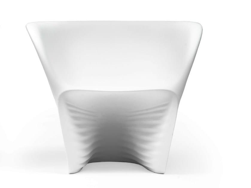 Design garden armchair BIOPHILIA | Garden armchair by VONDOM