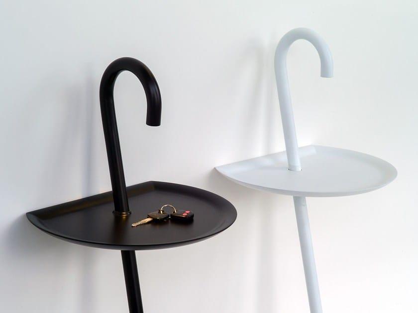 Luminária de pé LED de metal CLOCHARD by Martinelli Luce