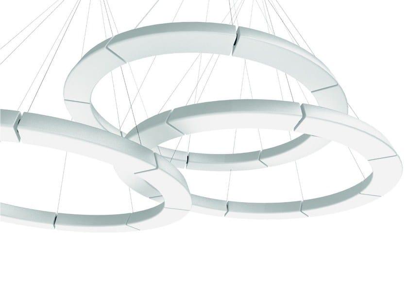 In Circular Luce Xxl Sospensione Lampada Polietilene Martinelli Pol A eDIHbEW29Y