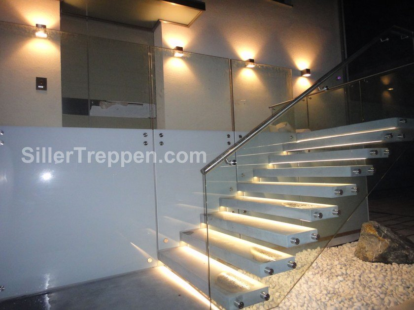 Charmant Cement Cantilevered Staircase Cantilevered Concrete Exterior Stairs By  Siller Treppen