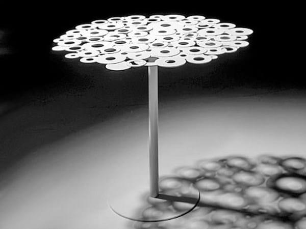 Centrino Per Tavolo Moderno.Centrino Tavolino Rotondo Collezione Forme By Matrix