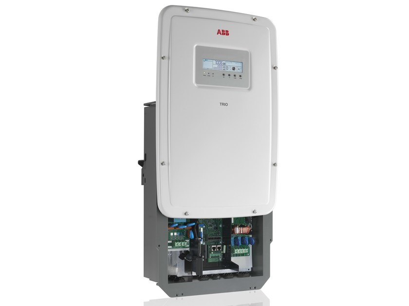 Inverter for photovoltaic system TRIO-8.5-TL-OUTD by ABB