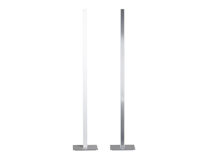 LED aluminium floor lamp MILLELUMEN INDIVIDUAL | Floor lamp by millelumen