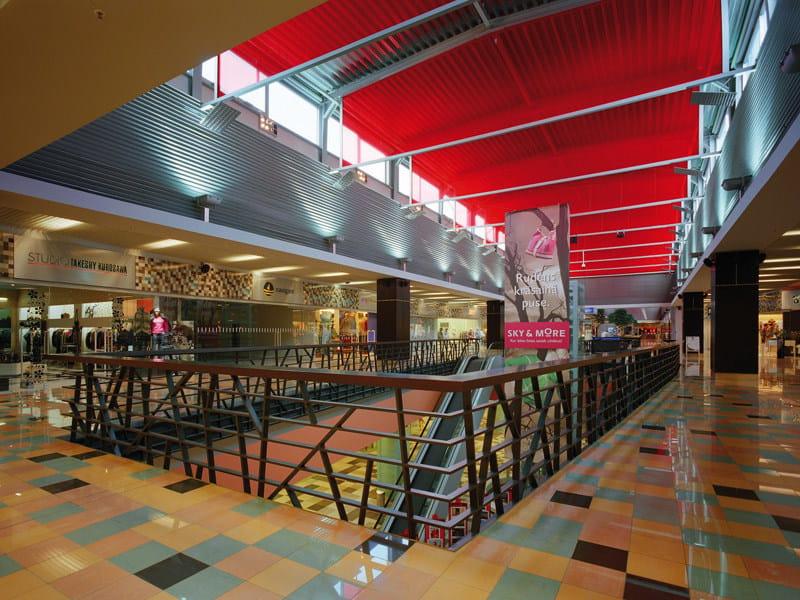 MARTE Sky Shopping Centre, Riga