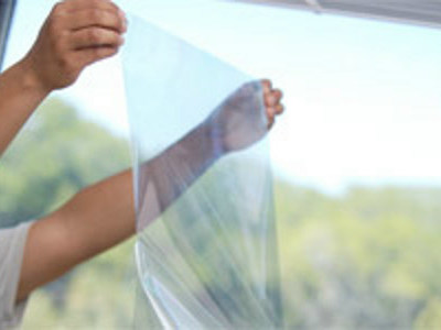 Safety and security window film STANDARD SAFETY by 3M Italia