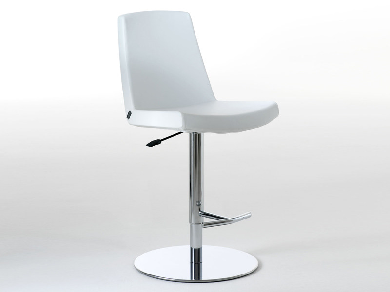Swivel upholstered reception chair JOLLY | Reception chair by Ares Line