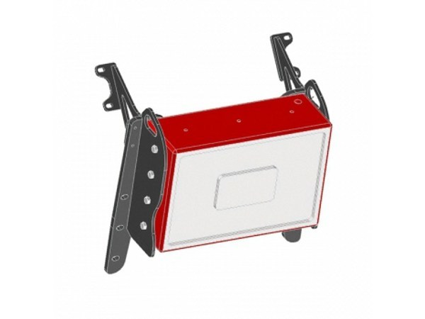 Accessories for construction site machinery Iron separator by MB Crusher