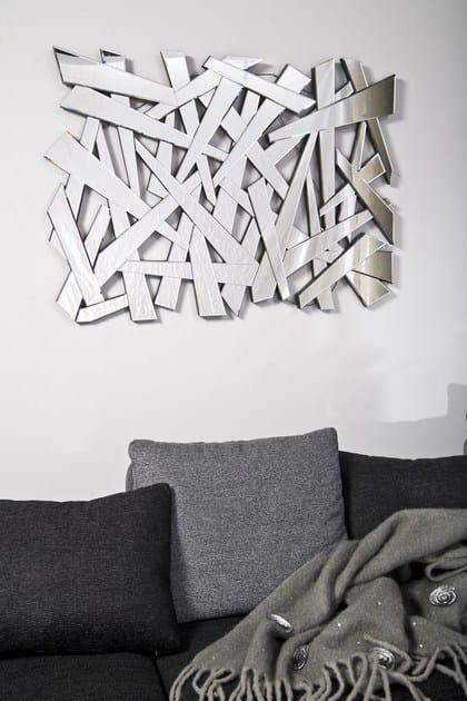 Deco wall-mounted mirror COCCIO by KARE-DESIGN