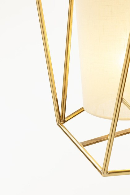 Brass floor lamp star floor by mambo unlimited ideas