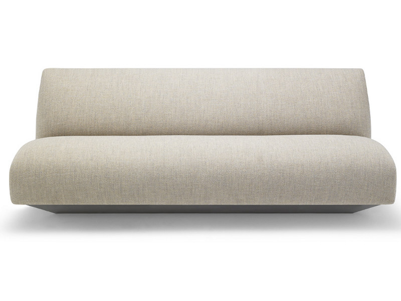 Sectional fabric sofa MANFRED | Sofa by Andreu World