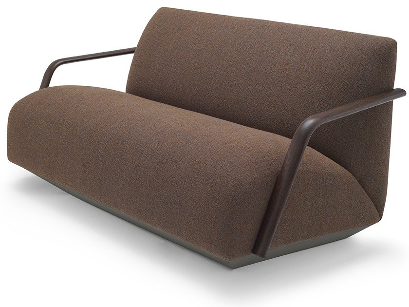Fabric sofa MANFRED | Upholstered sofa by Andreu World