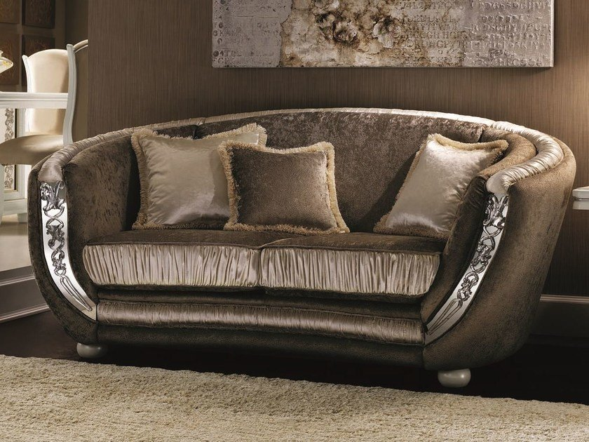Classic style 2 seater sofa MIRÒ | 2 seater sofa by Arredoclassic
