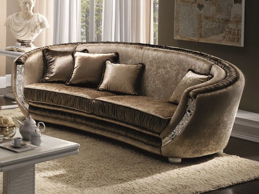 Classic style 3 seater sofa MIRÒ | 3 seater sofa by Arredoclassic