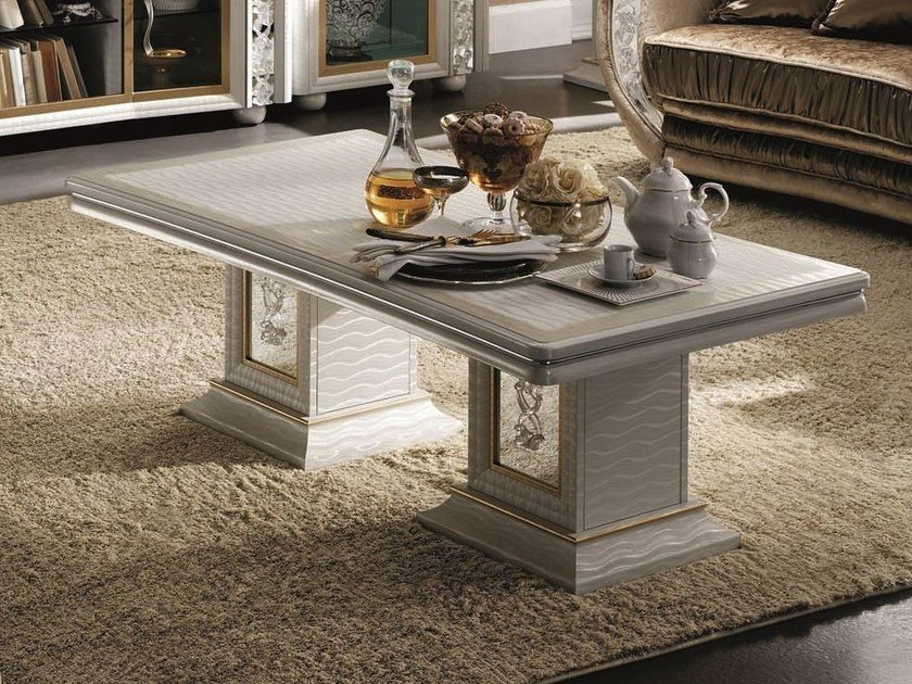 Classic style low coffee table MIRÒ   Coffee table by Arredoclassic