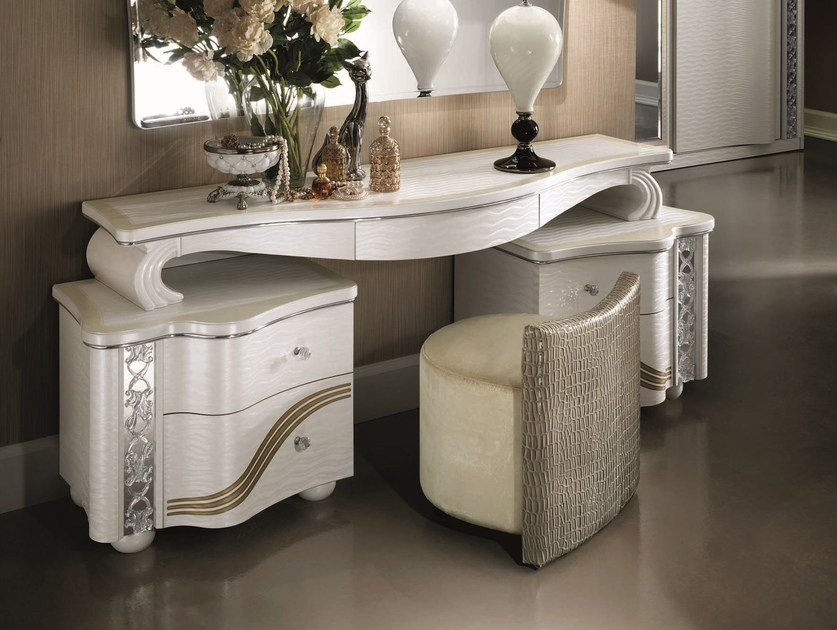 Classic style dressing table MIRÒ   Dressing table by Arredoclassic