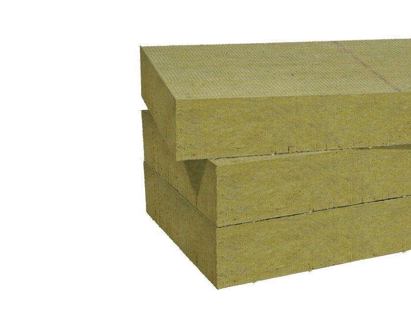 Exterior insulation system Frontrock Max E by Rockwool Italia