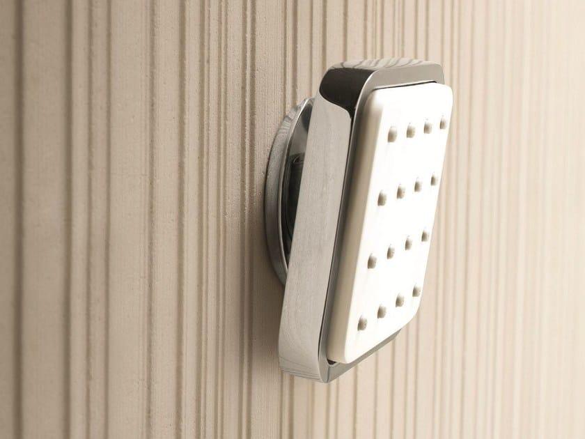 Adjustable side shower Side shower by Fantini Rubinetti