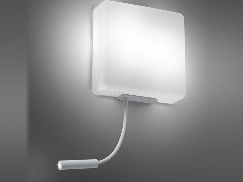 Wall lamp SQUARE by ALMA LIGHT
