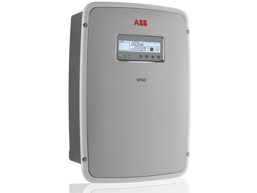 Wind inverter UNO-2.5-I-OUTD-W by ABB