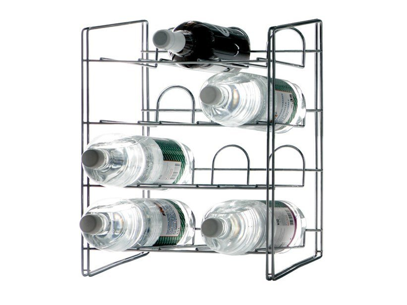 Steel bottle rack CANTINA by REXITE