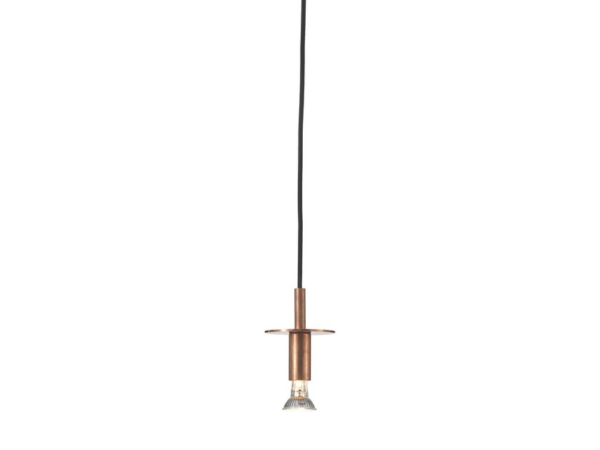 Direct light pendant lamp STAR | Copper pendant lamp by Örsjö Belysning